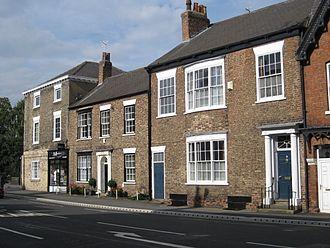 Fulford - Main Street