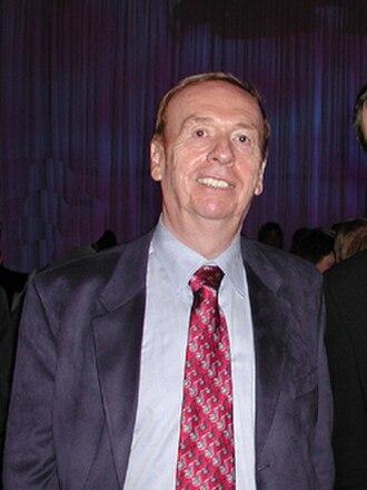 Geoff Emerick - Image: G.Emerick, 45th Grammy Trustees Award, New York, 2003