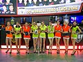 G.Skill promotional models at Computex 20160602.jpg