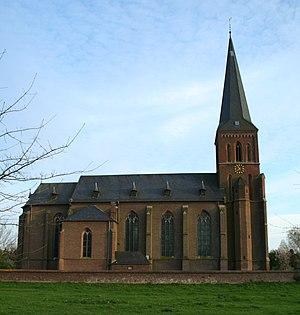Kessel, Germany - Image: G21 d Kessel Kirche