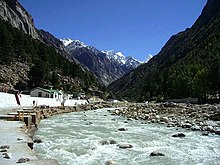 GANGOTRI MORNING- photography by Debabrata Ghosh, Birati.jpg