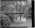 GENERAL VIEW OF EAST SIDE - Oak Knoll Park Bridge, Oak Knoll Park, Massillon, Stark County, OH HAER OHIO,76-MASS,1-3.tif