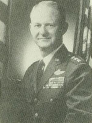 William V. McBride - Lt. Gen William V. McBride, Commander of Air Training Command