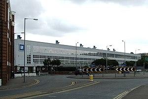 IBC Vehicles - Image: GM building geograph.org.uk 560801