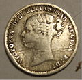 GREAT BRITAIN, VICTORIA 1885 -THREEPENCE b - Flickr - woody1778a.jpg