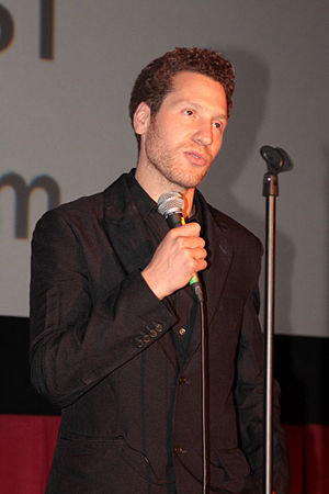 Gabe Polsky - Gabe Polsky speaking at the premiere of Red Army at the 2014 AFI Film Festival