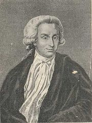 Luigi Galvani - Italian physician famous for making frog's legs twitch.