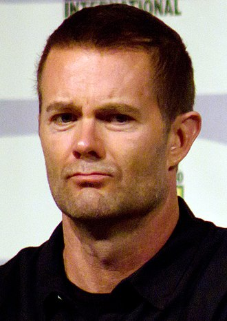 Garret Dillahunt - Dillahunt at the 2015 San Diego Comic-Con, July 2015