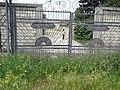 Gate with Grass - Quba - Azerbaijan (17381806134).jpg