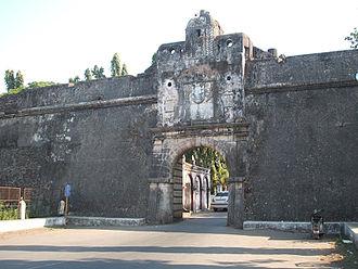 Daman, Daman and Diu - Gateway of Moti Daman