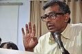 Gautam Basu Speaks - Ganga Singh Rautela Retirement Function - NCSM - Kolkata 2016-02-29 1339.JPG