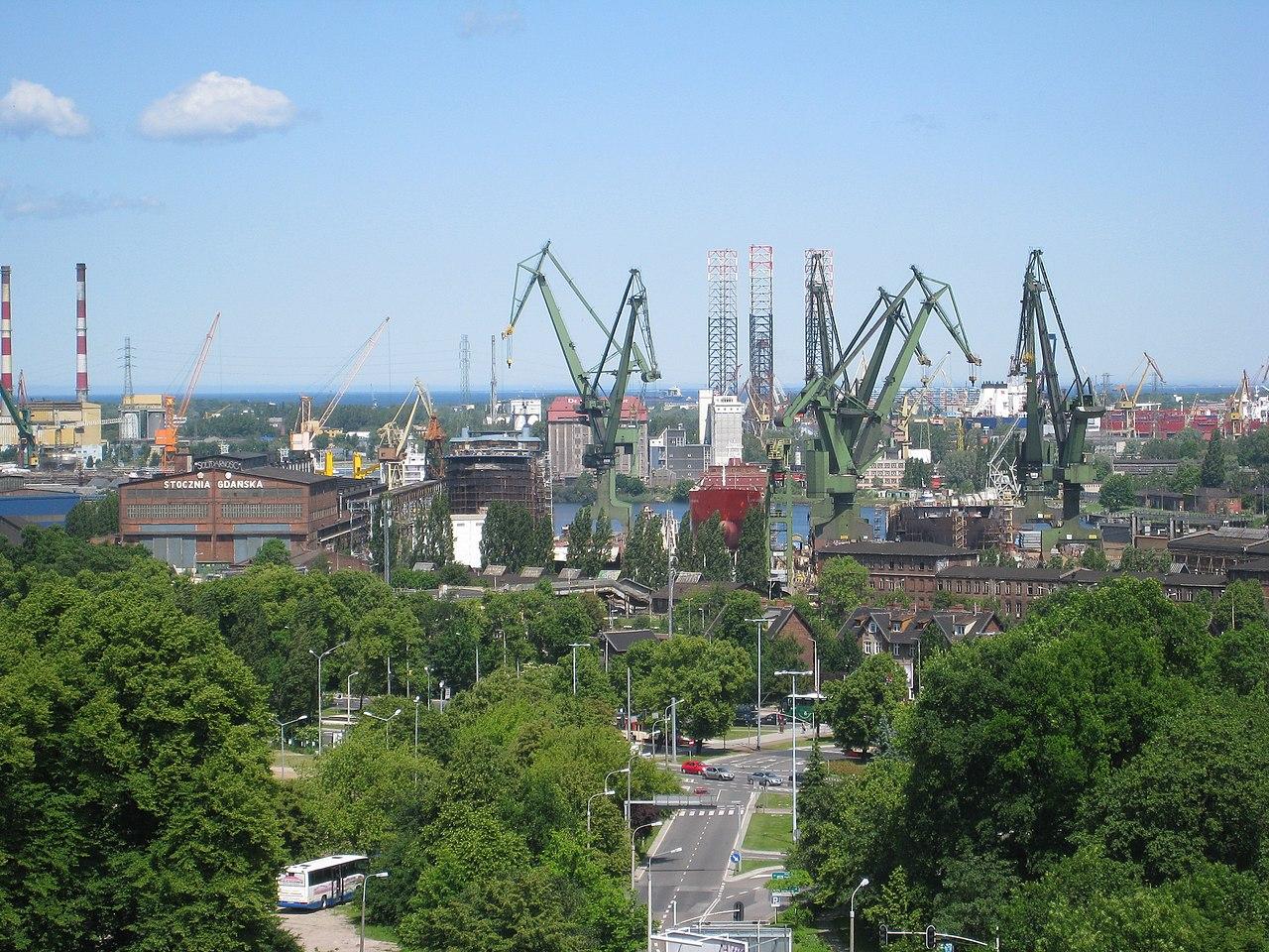 Kantory w Gdańsku