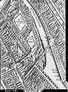 gedeelte van kaart balthasar floris v.berckenrode - amsterdam - 20014293 - rce