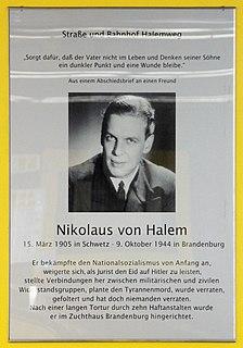 Nikolaus von Halem
