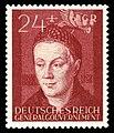 Generalgouvernement 1942 97 Hans Dürer, Bildnis eines jungen Mannes.jpg