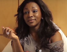 Genevieve Nnaji in Weekend Getaway.png