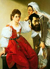 Judith and her Servant with the Head of Holofernes