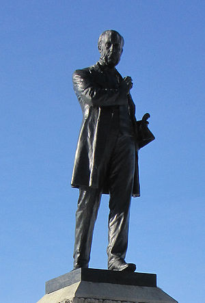 George William Hill (sculptor)