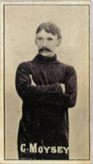 George Moysey - Image: George Moysey