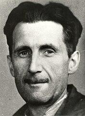George Orwell's photo