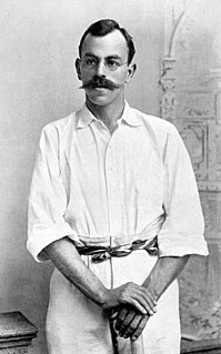 George Thornton (cricketer) English born Test and County cricketer