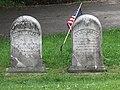 George and Cyrus Swett headstones.jpg