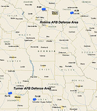 Georgia Nike Missile Sites