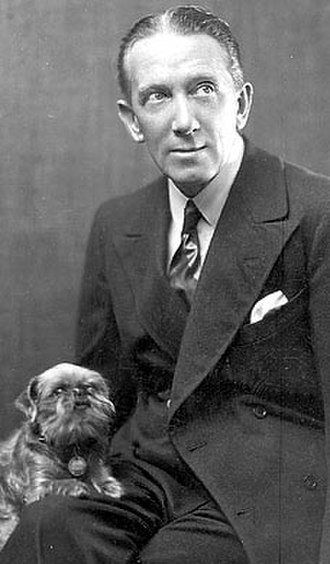 Bulldog Drummond - Gerald du Maurier, who first portrayed Drummond on stage in 1921