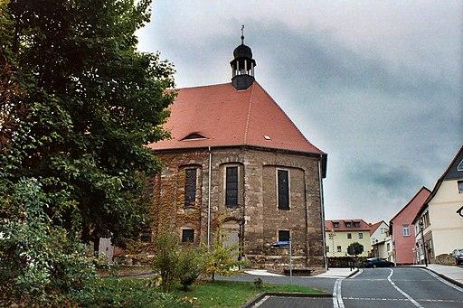 Gerbstedt, Die Kirche St. Johannis