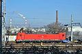 German locomotive DB 185 281-3 at Bahnhof Wien Grillgasse.jpg