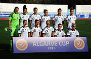 Germany at the Women's Algarve Cup 2015 (16724682102)