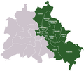 Germany divided Berlin East district names.png