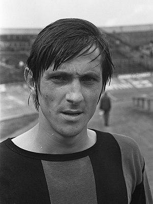 Gerrie Deijkers - Deijkers in 1970