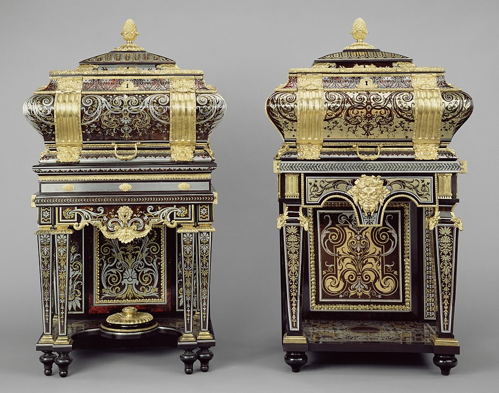 Getty Museum Attributed to Andr%C3%A9-Charles Boulle 1642 - 1732