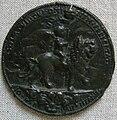 Gianfrancesco enzola, allegoria della virtù voltata a destra, anni 1460.JPG