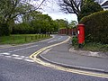 Gilmore Rise and Gilmore Rise Postbox - geograph.org.uk - 1842012.jpg