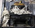 Giovan francesco de' rossi, monumento al cardinale francesco cennini, 1668, 03.jpg