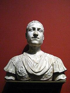 younger son of Cosimo de Medici