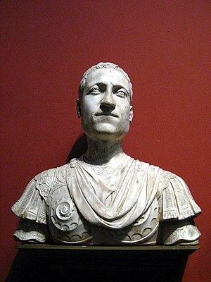 Giovanni di Cosimo de' Medici - Giovanni by Mino da Fiesole