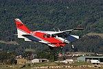 GippsAero GA8 Airvan (VH-VEX) just after taking off from Illawarra Regional Airport.jpg