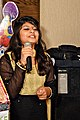 Girl singing at birthday party in Chittagong (02).jpg