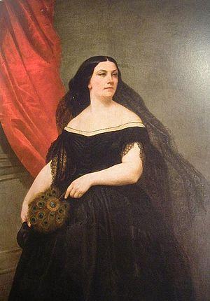 Giulia Grisi - Grisi as Donna Anna in Don Giovanni