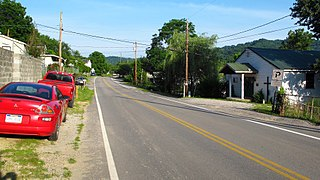 Godby Heights, West Virginia Unincorporated community in West Virginia, United States