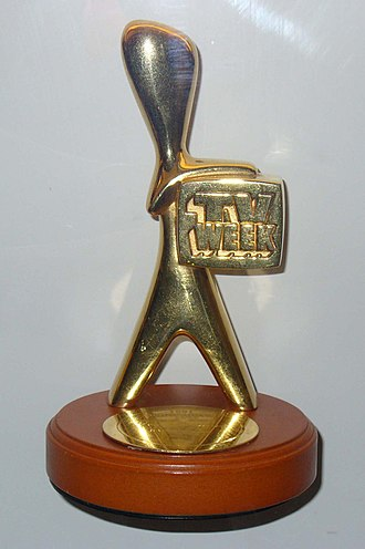 Logie Awards - Gold Logie Award statuette