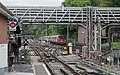 Golders Green tube station MMB 03 1995 Stock.jpg