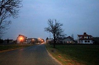 Golice, Masovian Voivodeship Village in Masovian, Poland