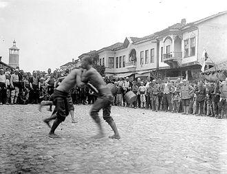 Gostivar - Gostivar 20 July 1916