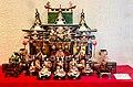 Goten kazari hina ningyou (Tahara city Athumi History Museum).jpg