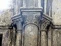 Gournay-en-Bray (76), collégiale St-Hildevert, chœur, chapiteaux du 2e doubleau, côté sud.jpg