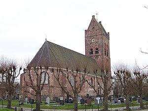 Goutum - St Agnes Church